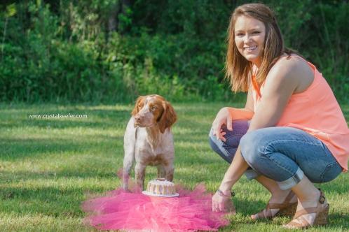 Doggie 1st birthday-5